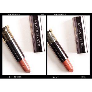 NIB ✨ Vice Lipstick 2 for 1 Warm Nudes